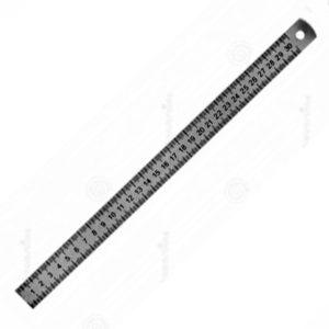 regla-de-acero-inoxidable-de-30-cm